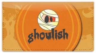 Click on Halloween Thesaurus Checkbook Cover For More Details