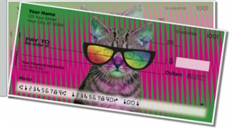 Click on Krazy Kitty Side Tear Personal Checks For More Details
