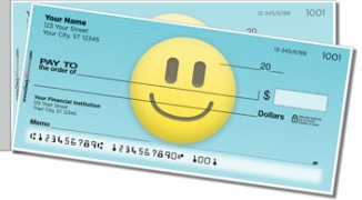 Click on Emoticon Side Tear Personal Checks For More Details