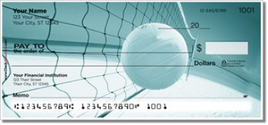 Click on Beach Volleyball Personal Checks For More Details