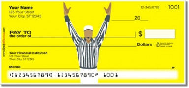 Click on Referee Personal Checks For More Details