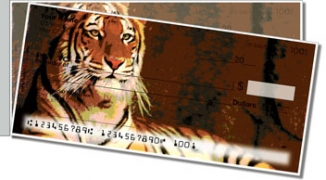 Click on Zoo Animal Side Tear Personal Checks For More Details