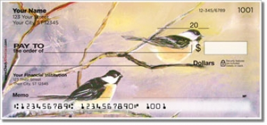 Click on Fine Feathered Friends Personal Checks For More Details