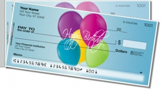 Click on Birthday Side Tear Personal Checks For More Details