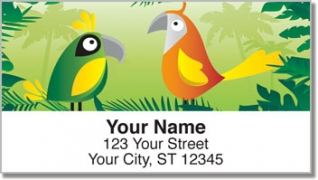 Click on Bird Paradise Address Labels For More Details