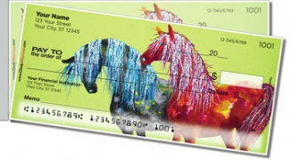 Click on Nilles Pony Side Tear Personal Checks For More Details