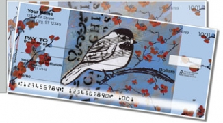Click on Bird Song Side Tear Personal Checks For More Details