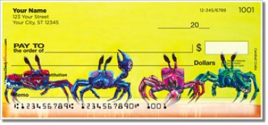 Click on Nilles Sea Life Personal Checks For More Details
