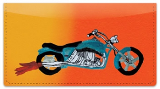 Click on Motorcycle Daydream Checkbook Cover For More Details