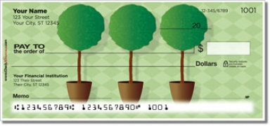 Click on Topiary Personal Checks For More Details