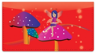 Click on Magical Fairy Checkbook Cover For More Details