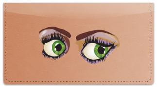 Click on Luscious Lashes Checkbook Cover For More Details