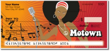 Click on Motown Personal Checks For More Details
