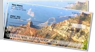 Click on Arizona Canyon Side Tear Personal Checks For More Details