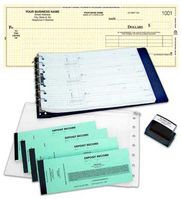Click on General Disbursement Self-Mailer Check Kit For More Details