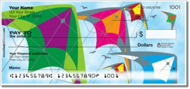 Click on Colorful Kite Personal Checks For More Details