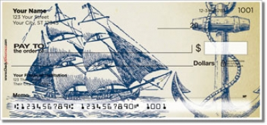 Click on Scrimshaw Ships Personal Checks For More Details