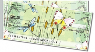 Click on Spring Breeze Side Tear Personal Checks For More Details