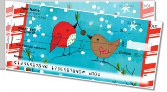 Click on Chirp Chirp Cheer Side Tear Personal Checks For More Details
