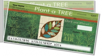 Click on Gina Linn Eco Side Tear Personal Checks For More Details