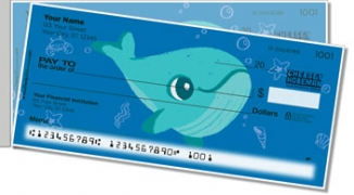 Click on Schmitz Whale Side Tear Personal Checks For More Details