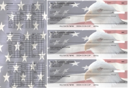 Learn more about American Flag Payroll Designer Business Checks
