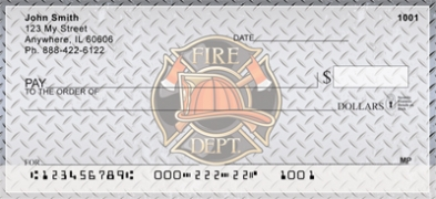 Click on Firefighter Badges Personal Checks For More Details