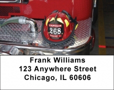 Click on Firefighting Equipment Labels For More Details