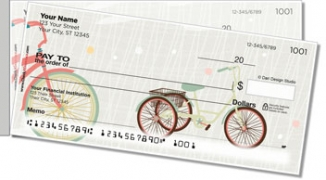 Click on Fun Bike Side Tear Personal Checks For More Details