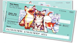 Click on Wat Cat Side Tear Personal Checks For More Details