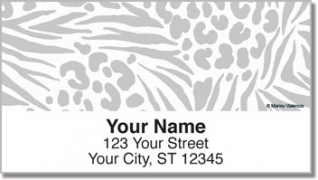 Click on Marisu Valencia Safari Address Labels For More Details
