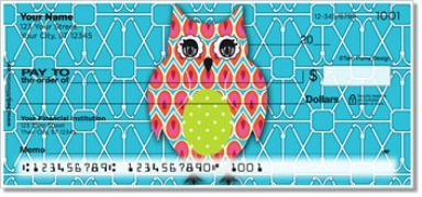 Click on Puma Colorful Owls Personal Checks For More Details