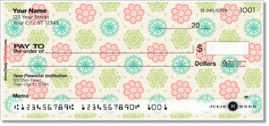 Click on Doily Dots Personal Checks For More Details