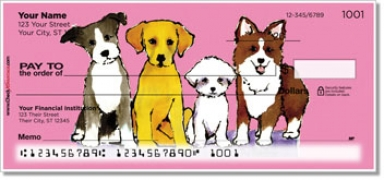 Click on Wat Dog Personal Checks For More Details