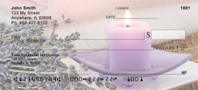 Click on Zen Candles Personal Checks For More Details