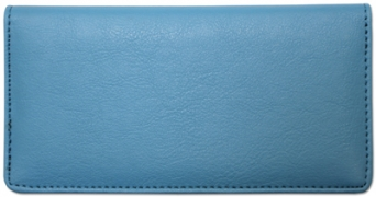 Click on Light Blue Textured Leather Cover For More Details