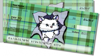 Click on Cat Series 3 Side Tear Personal Checks For More Details