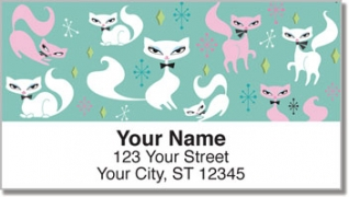 Click on Swanky Kitten Address Labels For More Details