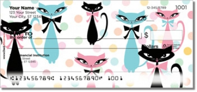 Click on Kitty Galore Personal Checks For More Details