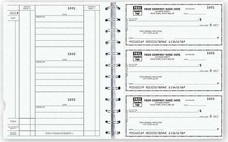Manual business checks 150 desk checks