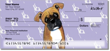 Click on Boxer Personal Checks For More Details