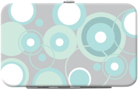 Learn more about Stylish Patterns Debit Mini Clutch