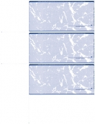 Click on Blue Marble Blank 3 Per Page Wallet Checks For More Details