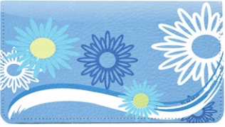 Click on Sweeping Daisies Leather Cover For More Details