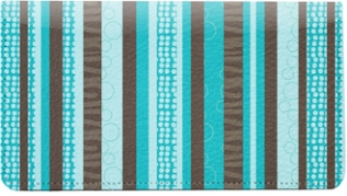 Click on Modern Stripes Leather Cover For More Details