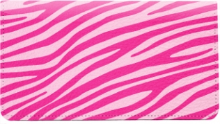 Click on Zebra Pattern Leather Cover For More Details