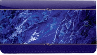 Click on Blue Marble Leather Cover For More Details