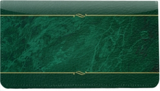 Click on Green Marble Leather Cover For More Details