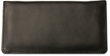 Click on Black Smooth Leather Cover For More Details