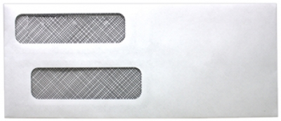 Learn more about Double Window Envelopes